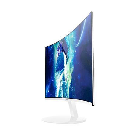 惠科(HYINGDA) C2707S 27寸窄边框曲面三星AV面板液晶显示器