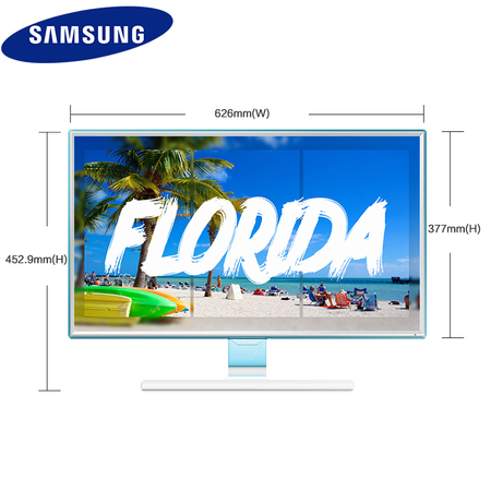三星(Samsung)S27E360H 27英寸1080P专业电脑液晶显示屏