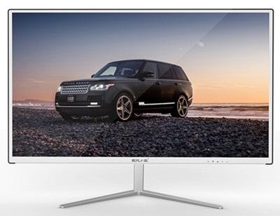 现代e派 22英寸超窄边框 电脑液晶显示器