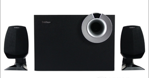 漫步者(Edifier) 201一T08 立体高品质多媒体音箱